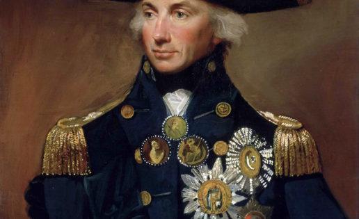 Una derrota naval de Nelson