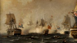Un recuerdo para Trafalgar