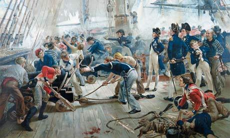 Las cartas de Trafalgar, las letras de la historia. Recuerdos de una batalla