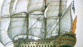 Hospitalidad de la Armada a una tesis jurídica