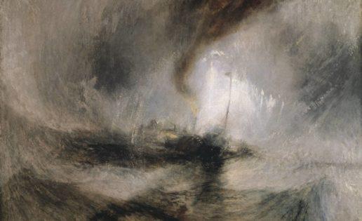 Turner y el mar: una visión de la historia