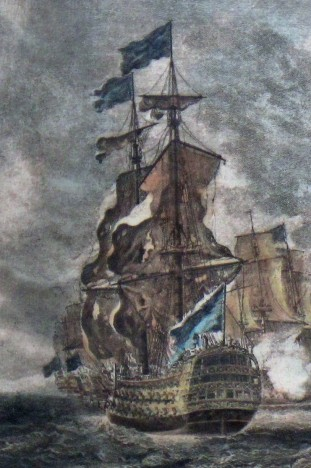 HMS_Namur_Battle-of-Lagos-Richard-Perret