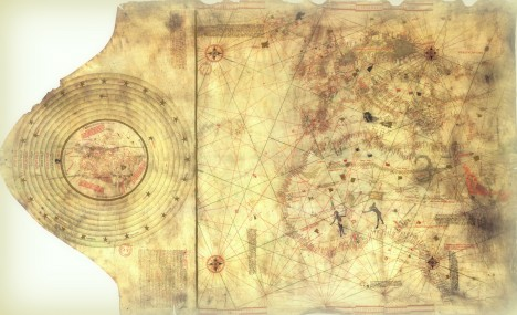 Mapa atribuído a CristobalColon