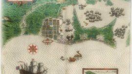 Los mapas secretos de Francis Drake.