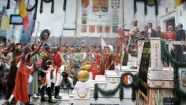 La Armada llevó la primera Constitución española al Nuevo Mundo