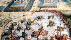 Un desembarco en Inglaterra en 1595