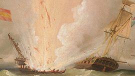 La batalla del cabo de Santa María, paso a paso, según Alvear