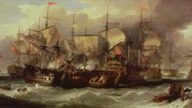 El factor olvidado: la Armada española en la independencia de los Estados Unidos.