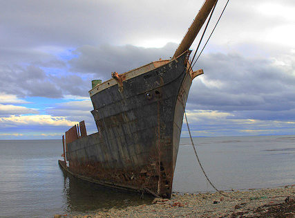 Naufragios en Patagonia Austral, cuando España abría el camino…