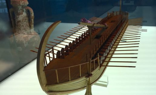 Primer barco de leyenda: el Argo surcó el mar antes de Homero