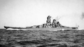 """El hundimiento del """"Samurai de Hierro"""". El naufragio del Yamato en su aniversario"""