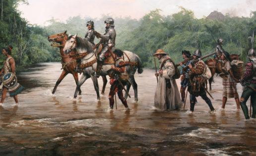 Cuando Hernán Cortés quebró sus naves