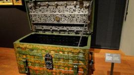 """Las """"cajas de yerro"""" que guardaban el Imperio"""