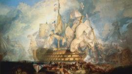 El epílogo de Trafalgar