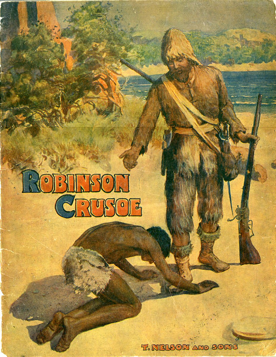the character and intelligence of robinson crusoe in a literary work Robinson crusoe the main character of the story, he is a rebellious youth with an inexplicable need to travel because of this need, he brings misfortune on himself and is left to fend for himself in a primitive land the novel essentially chronicles his mental and spiritual development as a result of his.