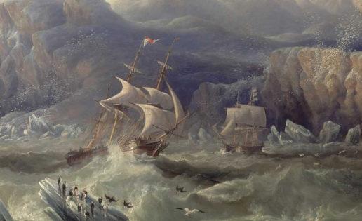 Los Inuit pelearán por los pecios de la expedición de John Franklin