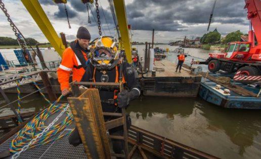 Tierras ganadas al mar en Holanda. La arqueología que protege pecios