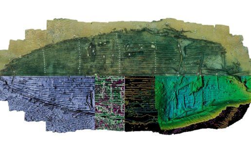 Un pecio del Nilo con «costillas» y velas de papiro que da la razón a Heródoto