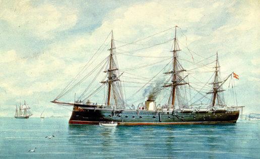 Barcos con honra, las campañas de la Armada de Isabel II