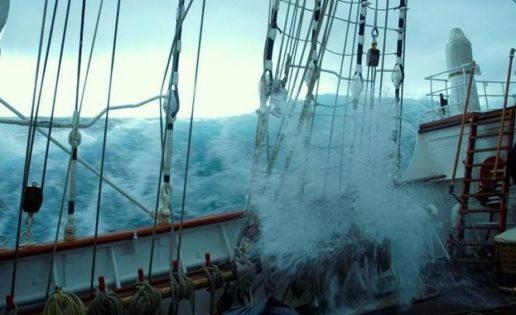 Un simple episodio en la Armada