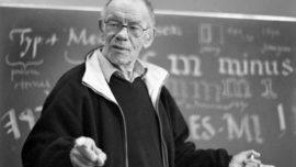 "Gerrit Noordzij, un ""tipo"" holandés"
