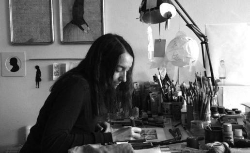 Entrevista a Elena Odriozola, Premio Nacional de Ilustración 2015