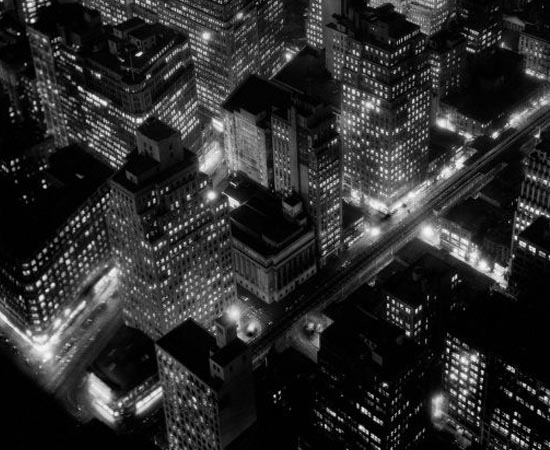 okBerenice Abbott. Nueva York, 1932. Changing New York (Cambiante Nueva York, 1935-1939)