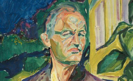 Los cuadros que se pueden leer de Munch