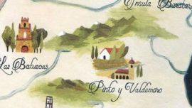 Lugares míticos de una España imaginaria