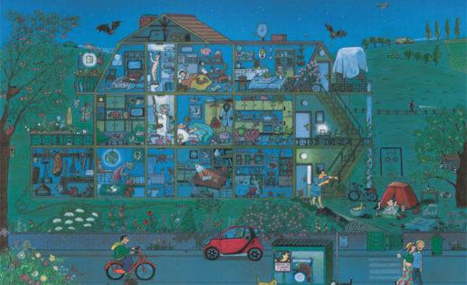 Rotraut Susanne, Premio Andersen de ilustración
