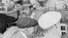 Carlos Saura, la fotografía como archivo de la memoria