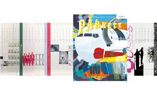 Cierra la revista de arte Parkett