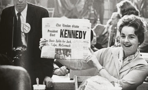 Kennedy, el candidato superman