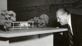 La arquitectura que sueña en miniaturas