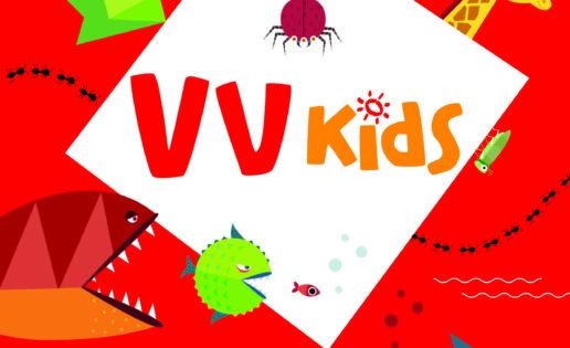 Vicens Vives lanza un nuevo sello editorial: VV Kids