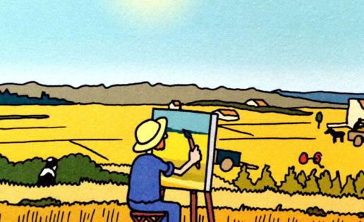 Arlés, Van Gogh y su locura