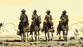 Los Dalton, el clavo de oro del western cómic