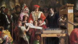 La «colección de colecciones» relacionada con las artes del libro