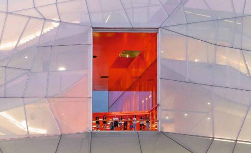 Balance anual para la arquitectura