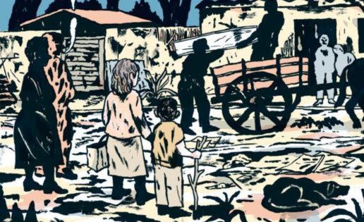 Martín López Lam gana el Premio Fnac-Salamandra Graphic