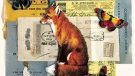 El zorro como dios de los escritores