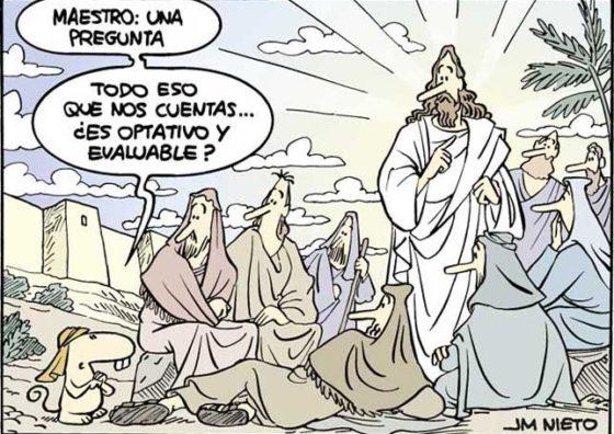 Optativo y evaluable, por J.M. Nieto