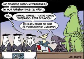 ETA y los monstruos, por J.M. Nieto
