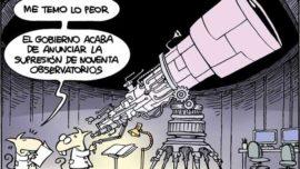 Observatorios, por J.M. Nieto