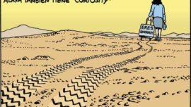 Alaya en Marte, por J.M. Nieto