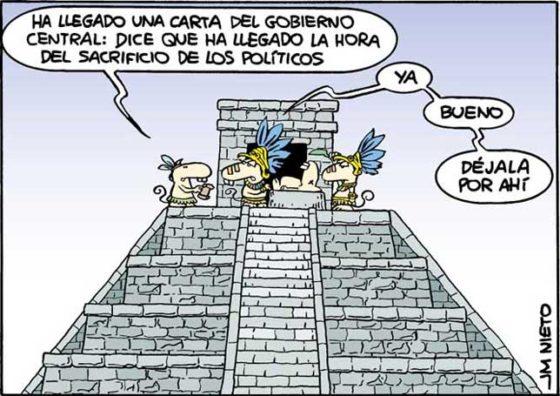 Sacrificio, por J.M. Nieto