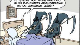 Dos muertes, por J.M. Nieto