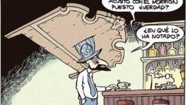 Abascal y el camarero perspicaz