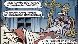 Abascal y la Reconquista