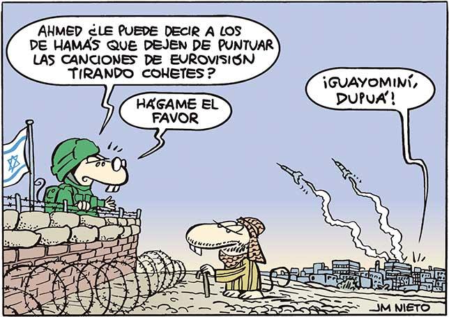 """Eurovisión, """"Orienteproximovisión"""", o lo que sea"""